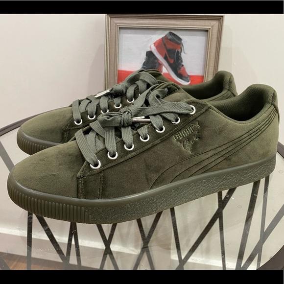 Puma Shoes | Puma Clyde Velour Ice